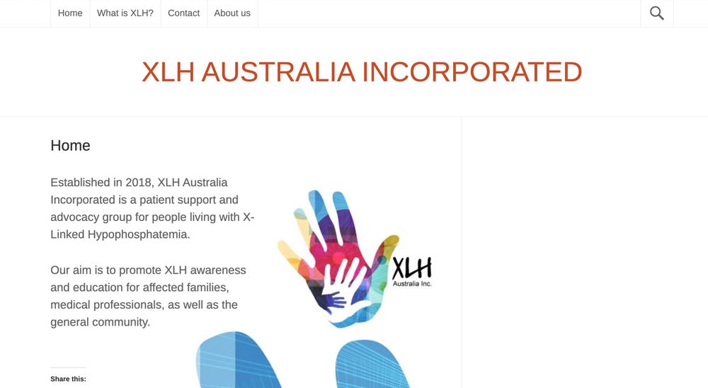 australia webpage