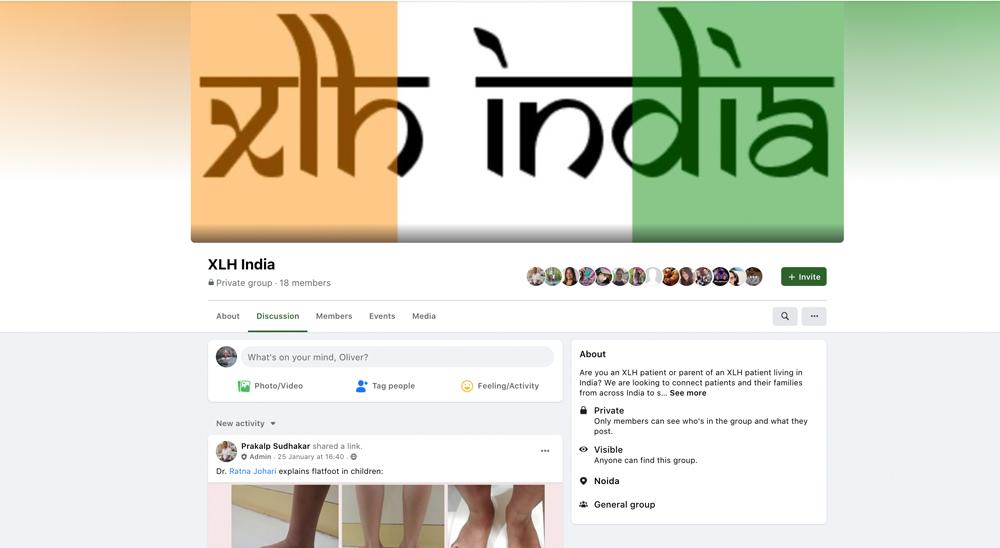 xlh india website