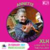 Annette Rare disease day
